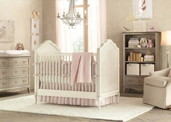 Decorating a Baby's 'Flawless' nursery on budget
